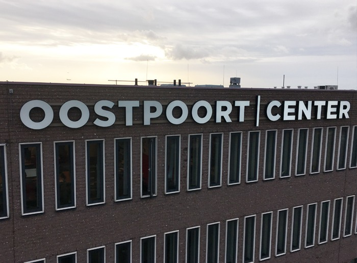 SignWise Projecten : Oostpoort Center