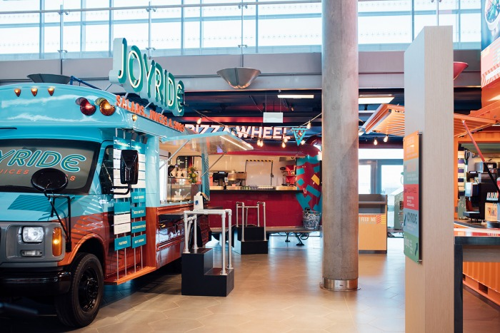 SignWise Projecten : Food Truck Company