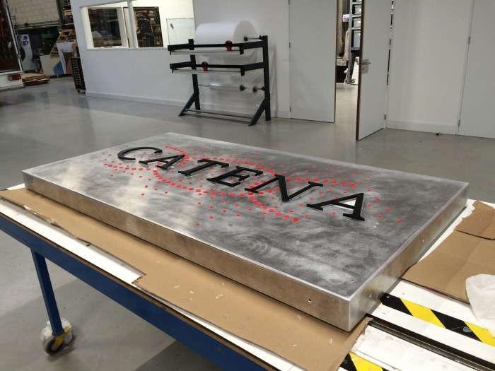 SignWise Projecten : Catena